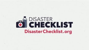 Disaster Checklist TV Spot, 'Prepare Your Family' - Thumbnail 9