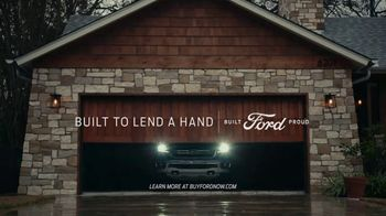 Ford TV Spot, 'Built to Lend a Hand: Coming Together' [T2] - Thumbnail 4