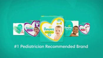 Pampers TV Spot, 'Keeps Skin Dry & Healthy' - Thumbnail 5