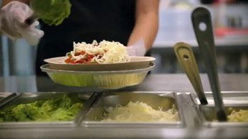 Chipotle Mexican Grill TV Spot, '$1 Delivery: Straight To Your Door' - Thumbnail 4