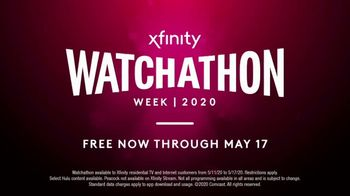 XFINITY TV Spot, '2020 Watchathon Week' - Thumbnail 10