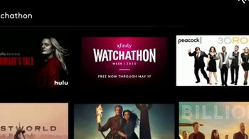 XFINITY TV Spot, '2020 Watchathon Week' - Thumbnail 2