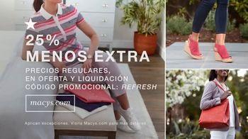 Macy's TV Spot, 'Hola abuela: envío gratis y 25 por ciento de descuento' [Spanish] - Thumbnail 6