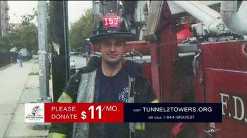 Stephen Siller Tunnel to Towers Foundation TV Spot, 'Lorena Mendez' - Thumbnail 5