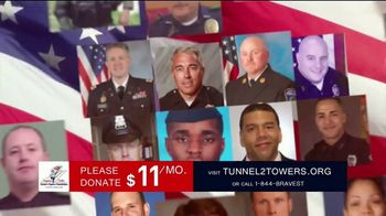 Stephen Siller Tunnel to Towers Foundation TV Spot, 'Lorena Mendez' - Thumbnail 6