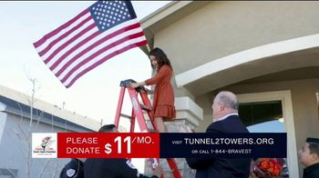 Stephen Siller Tunnel to Towers Foundation TV Spot, 'Lorena Mendez' - Thumbnail 7