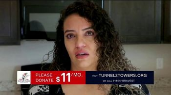 Stephen Siller Tunnel to Towers Foundation TV Spot, 'Lorena Mendez' - Thumbnail 8