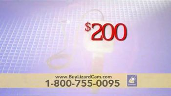 Lizard Cam TV Spot, 'Goes Anywhere You Can't See: Hydroclean Hand Sanitizer' - Thumbnail 5