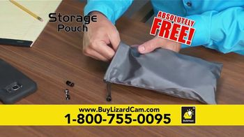 Lizard Cam TV Spot, 'Goes Anywhere You Can't See: Hydroclean Hand Sanitizer' - Thumbnail 6