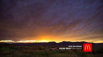 McDonald's TV Spot, 'Your Daily Balance: Sunset' - Thumbnail 4