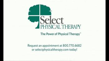 Select Physical Therapy TV Spot, 'Active Lifestyle' - Thumbnail 7