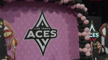 Comprehensive Cancer Centers of Nevada TV Spot, 'Las Vegas Aces: Breast Health Awareness' - Thumbnail 1