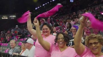 Comprehensive Cancer Centers of Nevada TV Spot, 'Las Vegas Aces: Breast Health Awareness' - Thumbnail 2