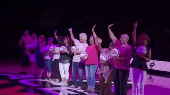 Comprehensive Cancer Centers of Nevada TV Spot, 'Las Vegas Aces: Breast Health Awareness' - Thumbnail 8