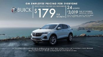 Buick Employee Pricing for Everyone TV Spot, 'Surprise Dinner Party' Song by Matt and Kim [T2] - Thumbnail 6