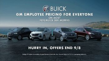 Buick Employee Pricing for Everyone TV Spot, 'Surprise Dinner Party' Song by Matt and Kim [T2] - Thumbnail 5