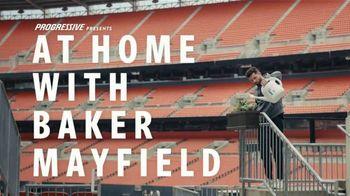 Progressive TV Spot, 'Baker Mayfield Prepares for Rain' - Thumbnail 2