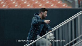 Progressive TV Spot, 'Baker Mayfield Prepares for Rain' - Thumbnail 5