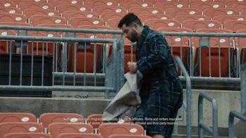 Progressive TV Spot, 'Baker Mayfield Prepares for Rain' - Thumbnail 9
