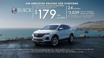 Buick Employee Pricing For Everyone TV Spot, 'S(You)V: Check This Out' Song by Matt and Kim [T2] - Thumbnail 8