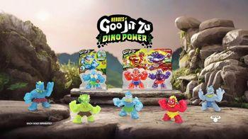 Heroes of Goo Jit Zu Dino Power TV Spot, 'New Goo' - Thumbnail 8