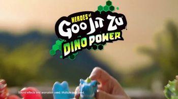 Heroes of Goo Jit Zu Dino Power TV Spot, 'New Goo' - Thumbnail 1