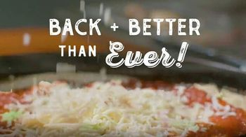 Old Chicago TV Spot, 'Back and Better Than Ever' - Thumbnail 2