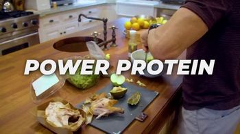 Power Life TV Spot, 'Power Protein' Featuring Tony Horton - 39 commercial airings