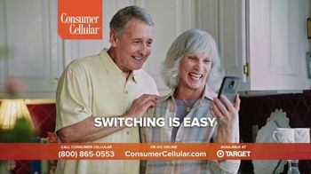 Consumer Cellular TV Spot, 'Folks: First Month Free' - Thumbnail 10