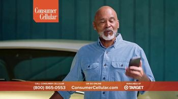 Consumer Cellular TV Spot, 'Folks: First Month Free'