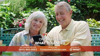 Consumer Cellular TV Spot, 'Folks: First Month Free' - Thumbnail 4