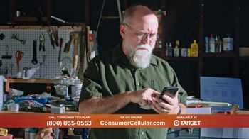 Consumer Cellular TV Spot, 'Folks: First Month Free' - Thumbnail 6