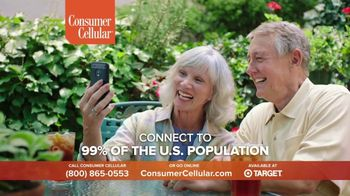 Consumer Cellular TV Spot, 'Folks: First Month Free' - Thumbnail 7