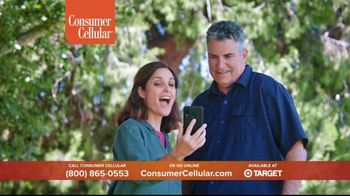 Consumer Cellular TV Spot, 'Folks: First Month Free' - Thumbnail 8