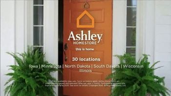 Ashley HomeStore Labor Day Sale TV Spot, 'Final Days: 40% and Dining Sets' - Thumbnail 10