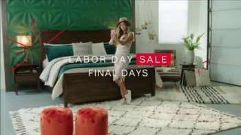 Ashley HomeStore Labor Day Sale TV Spot, 'Final Days: 40% and Dining Sets' - Thumbnail 2
