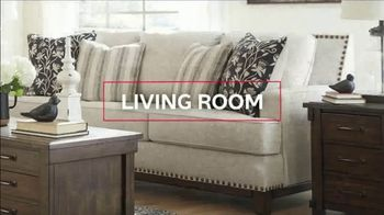 Ashley HomeStore Labor Day Sale TV Spot, 'Final Days: 40% and Dining Sets' - Thumbnail 3