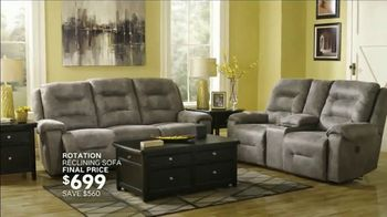 Ashley HomeStore Labor Day Sale TV Spot, 'Final Days: 40% and Dining Sets' - Thumbnail 7