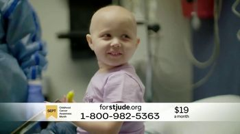St. Jude Children's Research Hospital TV Spot, 'Kids All Over the World: Awareness Month' - Thumbnail 4