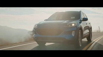 2020 Ford Escape TV Spot, 'Smart' [T1] - Thumbnail 1
