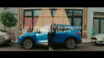 2020 Ford Escape TV Spot, 'Smart' [T1] - Thumbnail 10