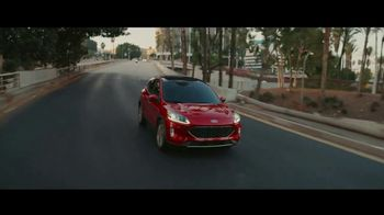 2020 Ford Escape TV Spot, 'Smart' [T1] - Thumbnail 2