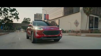 2020 Ford Escape TV Spot, 'Smart' [T1] - 791 commercial airings