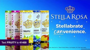 Stella Rosa Wines TV Spot, 'Now in Cans'