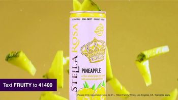 Stella Rosa Wines TV Spot, 'Now in Cans' - Thumbnail 5