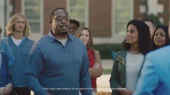 Aflac TV Spot, 'Go Time' Featuring Nick Saban - Thumbnail 4