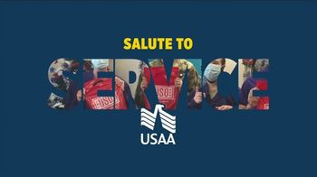 USAA TV Spot, 'Salute to Service: Care Packages' Featuring Ben Garland - Thumbnail 2