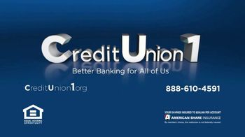 Credit Union 1 TV Spot, 'Lower Your Mortgage Payments' - Thumbnail 8