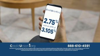 Credit Union 1 TV Spot, 'Lower Your Mortgage Payments'