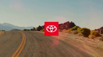 Toyota Today's the Day Event TV Spot, 'Outsmart' Song by Bob Marley and the Wailers [T2] - Thumbnail 1